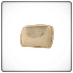 Homedics Therapist Select SP-10H Pillow, Beige